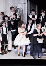 Photo: Salzburger Osterfestspiele 2015: CAVALLERIA RUSTICANA. Premiere 28.3.2015, Inszenierung: Philipp Stölzl. Annalisa  Stroppa, Jonas Kaufmann. Copyright: Barbara Zeininger
