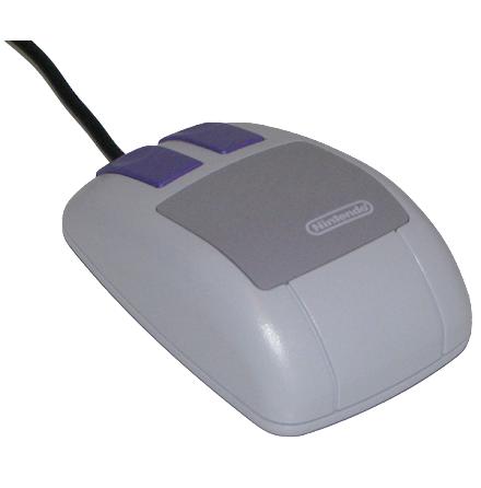 Super NES Mouse