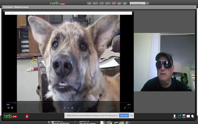NMBLive Workshop Screen Sharing Extension