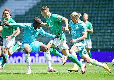Wolfsburg se rapproche de l'Europe et enfonce le Werder