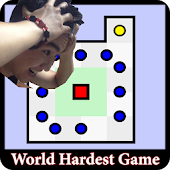 World Hardest Game Cool Maths