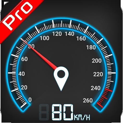 GPS Speedometer, HUD ADS Free