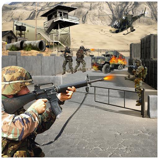 Frontline Commando Shooter 17