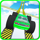 99% Impossible Tracks: Monster Car Stunts icon