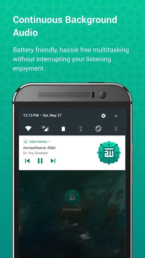 AsmaSlides: AsmaulHusna Audio- screenshot