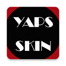 Poweramp V3 skin Yaps - Alternative Download on Windows