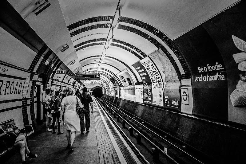 Gloucester Road Underground Station di francesca dozio