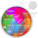 Themes Color Keyboard icon