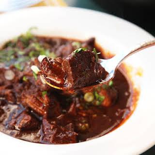 Real Texas Chili Con Carne.