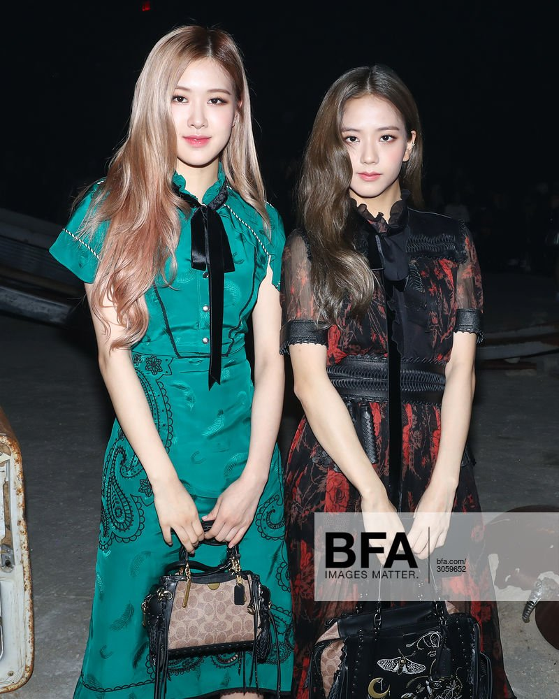 jisoo and rose