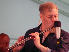 Photo: Lew Tabakin on Flute