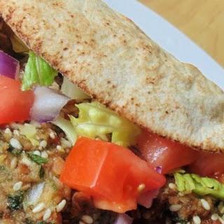 Ta'ameya (Egyptian Falafel).