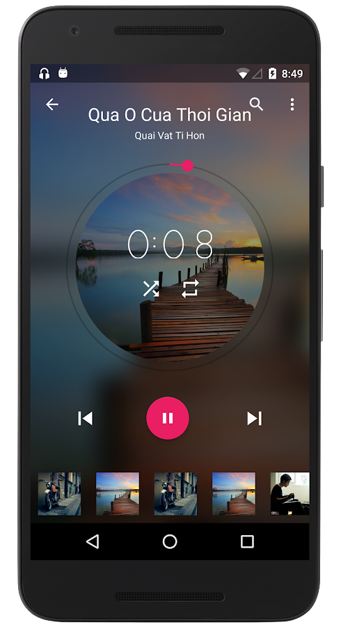 HD Music Lite - Music Player- screenshot