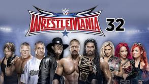 WWE WrestleMania 32 thumbnail