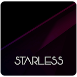 Starless : AMOLED Wallpapers Icon
