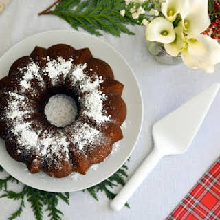 Sherry Wine Cake.