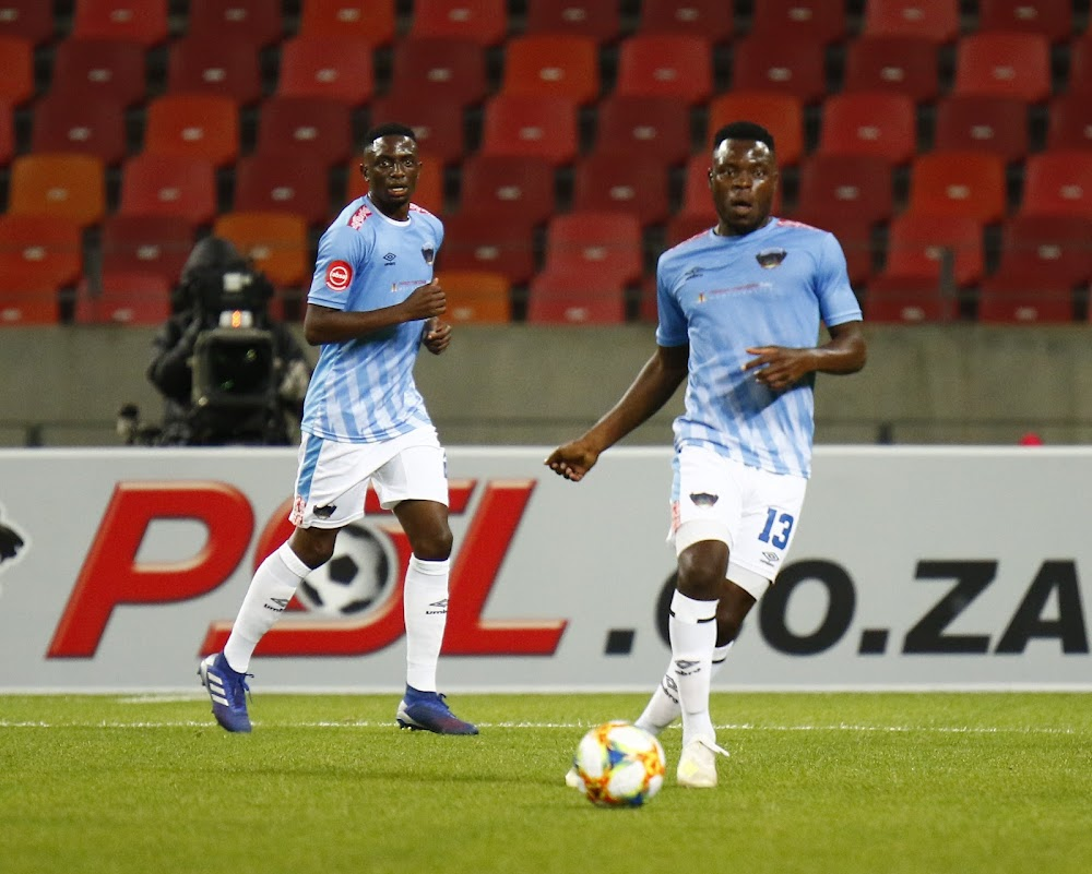 New Chippa star Maphangule breaks the hearts of Sundowns with last minute equaliser