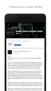 DestinyWOC- screenshot thumbnail