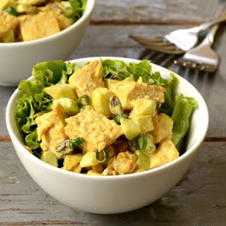 Curry Chicken Salad.