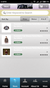 E.Commerce screenshot 6
