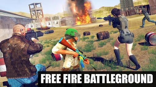 Legend Fire Squad survival: Free Fire Battleground u0635u0648u0631 1