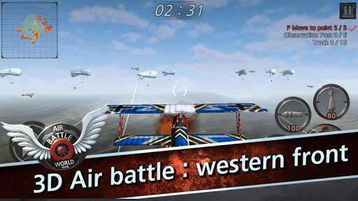 Air Battle: World War 1.0.36 screenshots 6