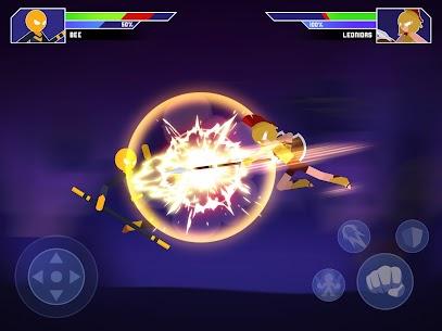 Galaxy of Stick: Super Champions Hero MOD (Unlock All Heroes) 5