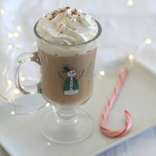 The Naughty Belgian Cookie Coffee Cocktail.