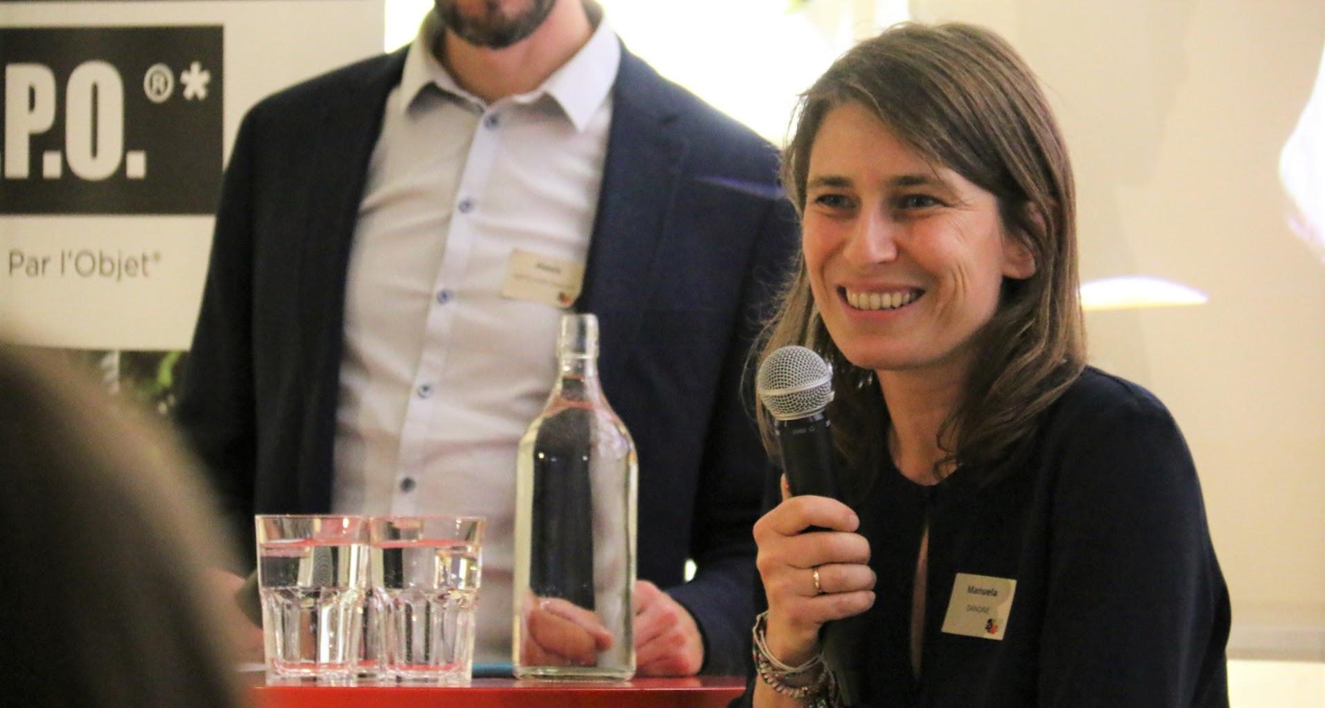 ManuelaBorella(InnovationAcceleratorGeneralManager,Danone)