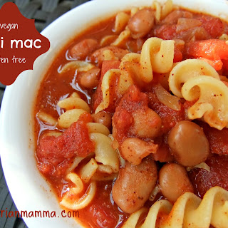 Chili Mac – Vegan and Gluten Free