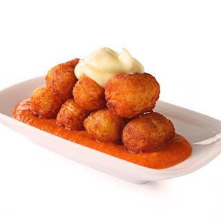 Potato Tots Bravas