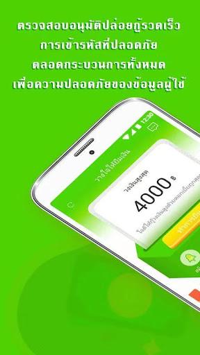 วางใจให้ยืมเงิน screenshot 1