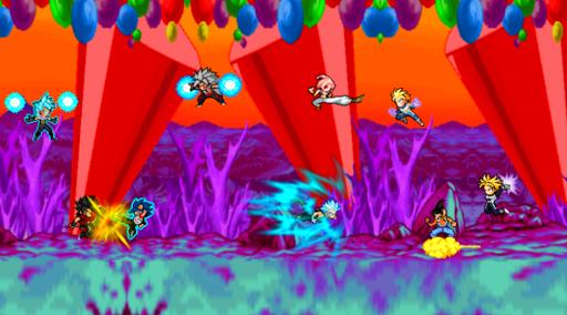 Super saiyan warriors S 1.3 Screenshots 3