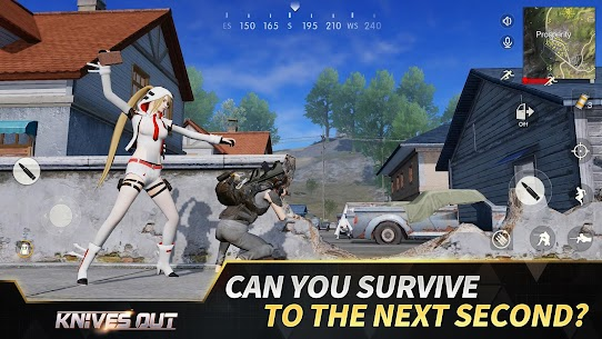 Knives Out-No rules, just fight! 3