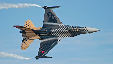 Photo: F-16 Solo Turk (Turcja)