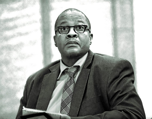 Brian Molefe: Quit on November 11 'to clear his name'. Picture: ALON SKUY