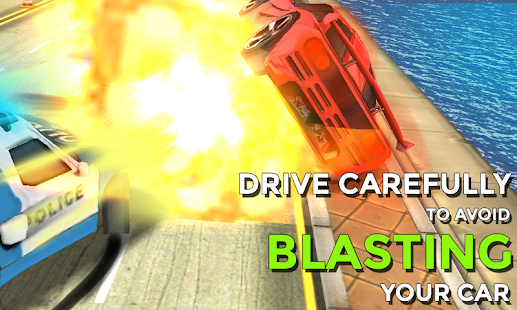 HotFoot - City Racer- screenshot thumbnail