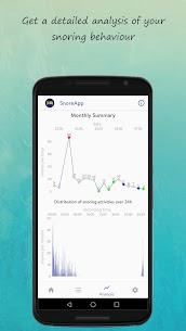 SnoreApp Pro: snoring & snore analysis & detection v3.0.1 [Premium] [Mod] 5