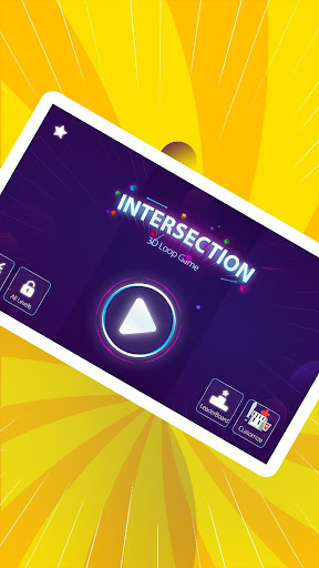 ⚡Intersection - 3D Puzzle Game⚡ - screenshot