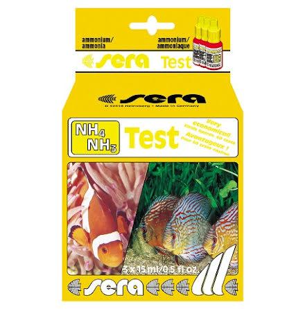 NH4 NH3-test ammoniak 15ml