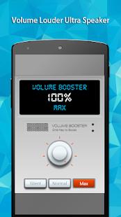 Volume Louder - Ultra Speaker - náhled