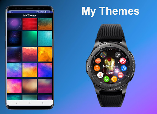 Screenshot for Gear Theme Setting Pro in United States Play Store