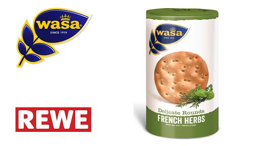 Bild für Cashback-Angebot: Wasa Delicate Round Französische Kräuter - Wasa