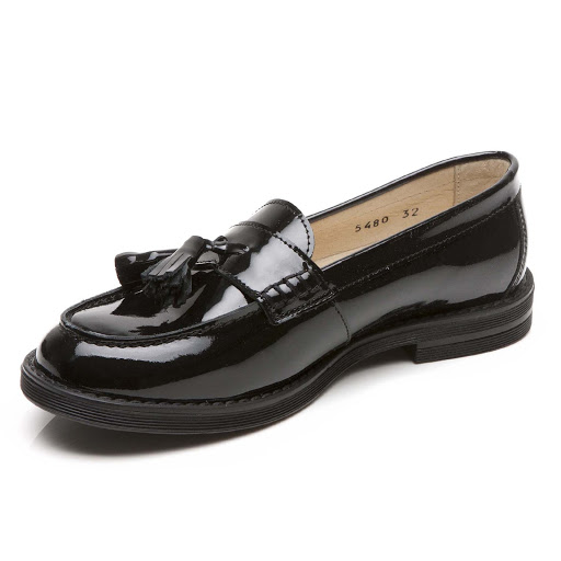 Primary image of Step2wo Sage - Tassel Patent Loafer