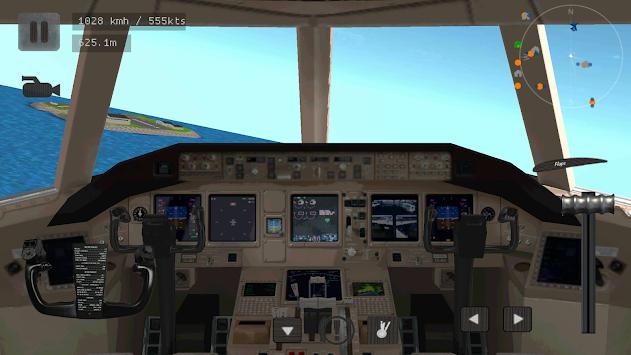 Flight Simulator : Plane Pilot apk screenshot