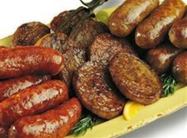Sausage Puffs Recipe