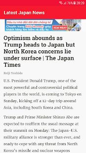 Latest Japan News - náhled