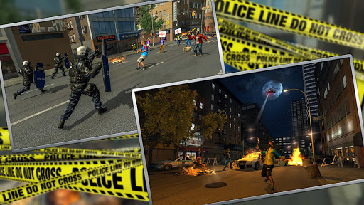 Miami Police Crime City Special Forces Rescue for PC