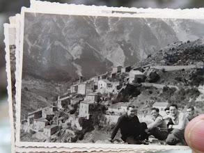 Photo: le village n'a pas changé me fait remarquer l'auteur