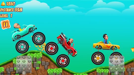 Motu Patlu Monster Car Game 4